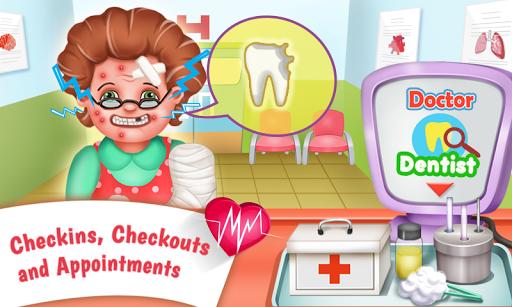 子供病院キャッシャーゲーム