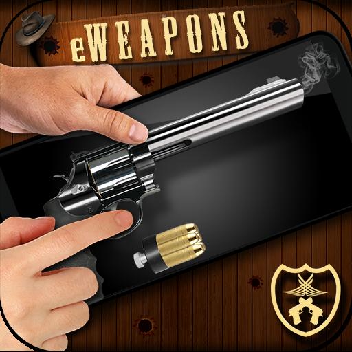 模拟のeWeapons™ 回転式拳銃シミュレータ LOGO-記事Game