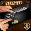 eWeapons™ Revolver Guns Sim icon