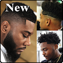 Fade Black Man Hairstyles icon