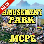 AMLand Amusement Park for MCPE