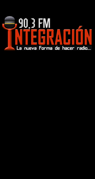 Radio Integracion 90.3 FM: captura de pantalla