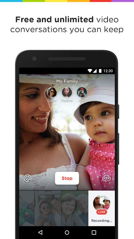 Marco Polo - Video Chat for Busy People screenshots