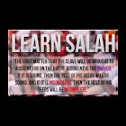 Learn Salah/Prayer icon
