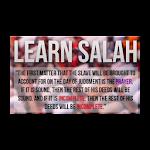 Learn Salah/Prayer 3