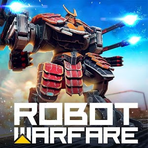 Robot Warfare: Mech battle 0.2.2260 APK+DATA MOD