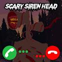 Siren Head Scary Call Video Prank icon
