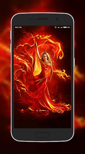 Fire Wallpaper 1.1 screenshots 1
