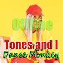 Dance Monkey - Tones and I Songs Offline icon