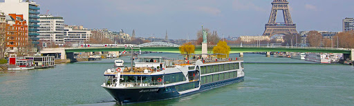 Avalon-Tapestry-II-Seine - Avalon Waterways Tapestry II cruises the Seine River in Europe.