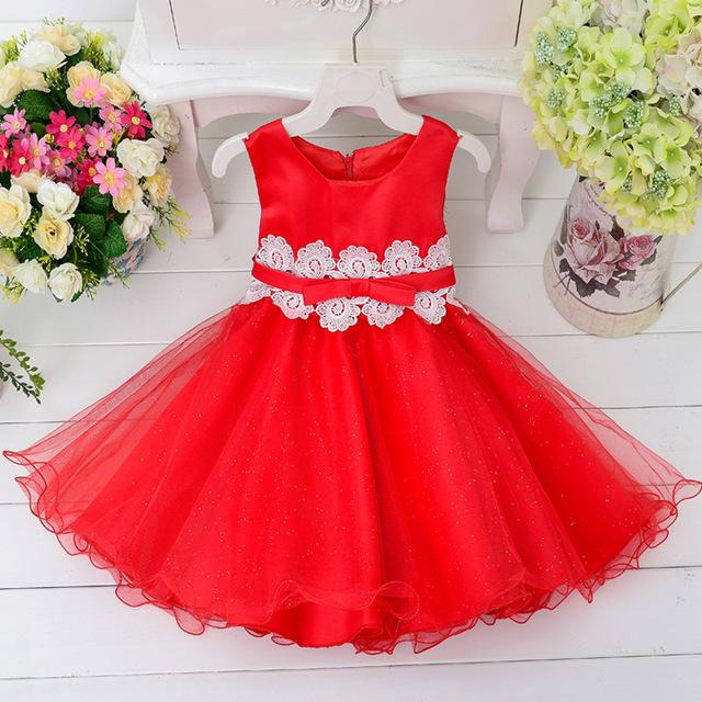 Sukienki dziewczęce wizytowe
