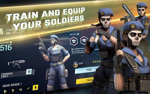 Tom Clancy's Elite Squad screenshot 10