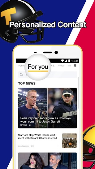 TopBuzz: Breaking News - Local, National & More screenshot for Android
