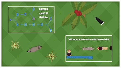 Télécharger Évolution de la planète : Mutation de Spores APK MOD (Astuce) screenshots 6