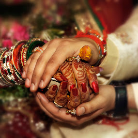 Kanya Daan by Vinshul Manchanda - Wedding Bride & Groom