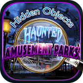 Hidden Object Scary Theme Park