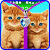 Cats lock screen. Zipper. file APK Free for PC, smart TV Download