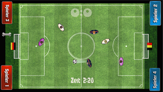 Euro Blitzkicker Screenshot