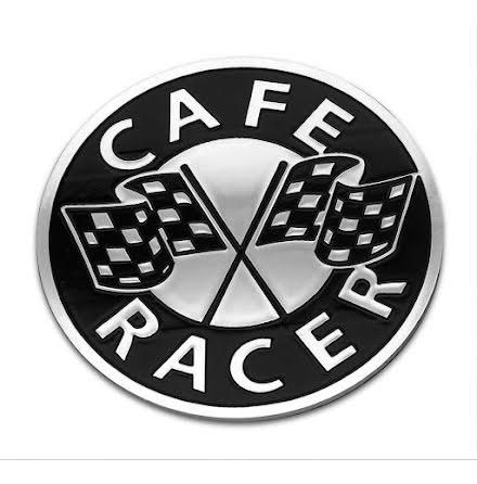 Runt Cafe Racer märke