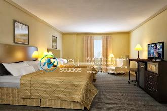 Photo: Bedroom Rendering