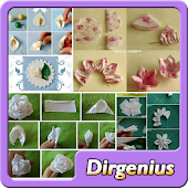 DIY Flower Craft Designs