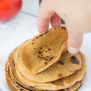Quinoa Tortillas.
