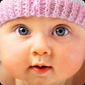 Happy Cute Baby Wallpaper icon