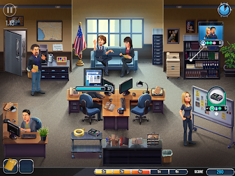 Criminal Minds: The Mobile Game APK screenshot thumbnail 2