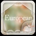 EUROPEAN THEME GO WEATHER EX icon