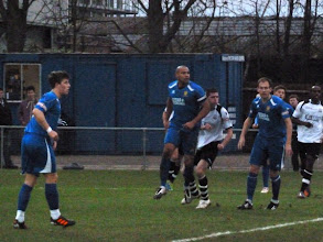 Photo: 26/12/11 v Cambridge City (Southern League Prem Div) 1-2 - contributed by Bob Davies