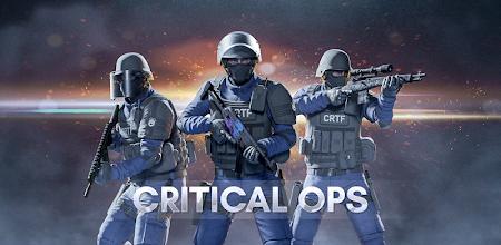 دانلود Critical Ops