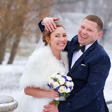 Wedding photographer Aleksandra Klincova (Klinsova). Photo of 12.01.2016