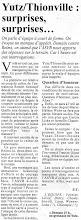 Photo: 23-02-96 N2F l'heure de vérité contre Reims