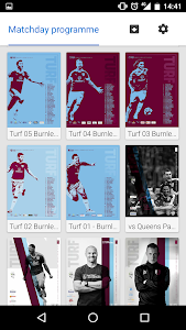 Burnley FC Programmes screenshot 1