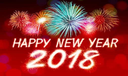 wish new year greetings your dear friends and dears