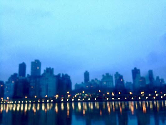 New York Evening di Vittorik Pagni
