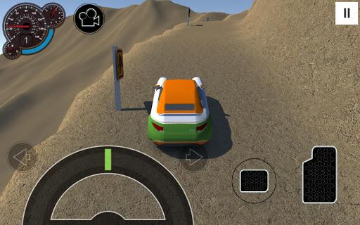 Hill Climb Racing Car 3D