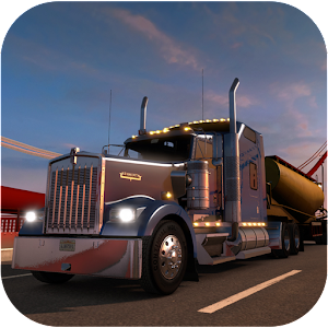 Euro Truck Simulator 3D HD for PC and MAC