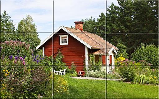 Puzzle - Beautiful Countryside apktram screenshots 1