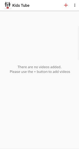 KidsTube 8.1 Screenshots 1