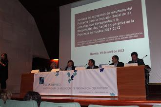 Photo: Inauguración