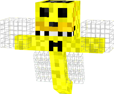 Golden freddy is maded in wither.