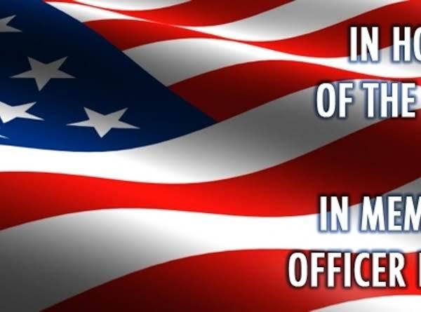 In Memoriam Of A Fallen Officer Ogden Utah Recipe