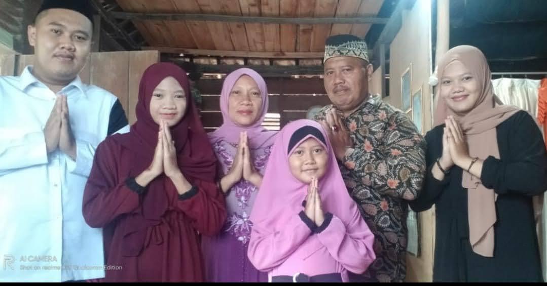 Ibrahim Siap Mencalonkan diri Pilkati Di Tiyuh Kibang Mulya Jaya