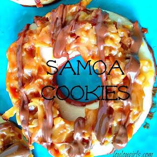Samoa Cookies Recipe