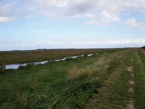 Photo: Norfolk Coast Path - From Brancaster to Warham - Deepdale and Norton marshes