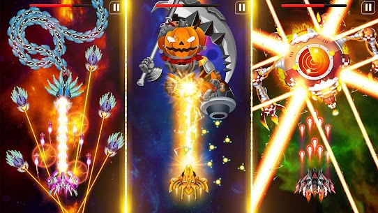 Space shooter – Galaxy attack – Galaxy shooter 1.460 10