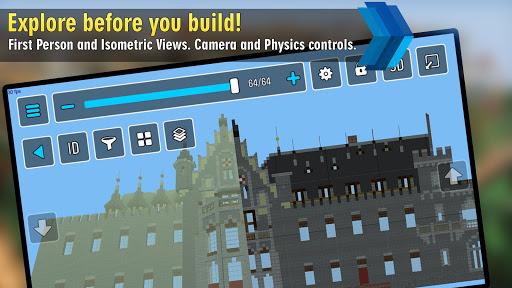 Download mcproapp blueprints minecraft for pc for Minecraft blueprint maker app