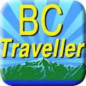 BC Traveller Guide with Hotels icon