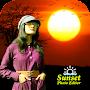 Sunset Photo Editor App